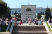 "Festivalul de Film Romanesc ""TREI CULORI O SINGURA FIINTA"" Chisinau 2014"