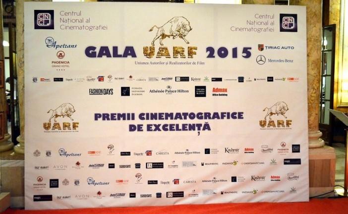 GALA DECERNARII PREMIILOR U.A.R.F. 2015