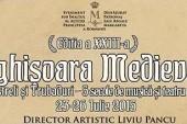 FESTIVALUL SIGHISOARA MEDIEVALA 23-26 IULIE IN MEMORIAM SERGIU NICOLAESCU