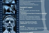 """Festivalul de literatură, teatru, film si fotografie """"Ioan Slavici"""", ediţia I, Siria 01-02 august 2015"""