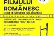 """FESTIVALUL  """" ZILELE FILMULUI ROMÂNESC"""" la TARGU MURES"""