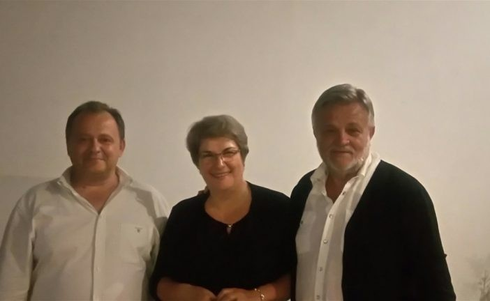 Philosophy of good news  – O ora cu Ioan Carmazan in Republica Cipru, Nicosia