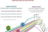 CONCURS DE FILME DE SCURT METRAJ